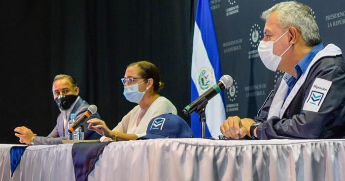 41 salvadoreños llegarán mañana al país procedentes de México