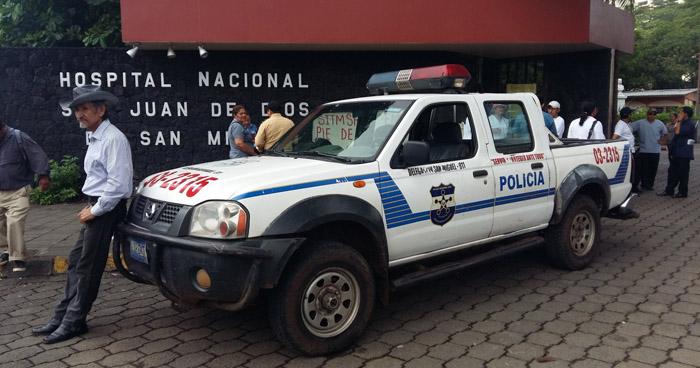 Muere en hospital jaladora de bultos que fue atacada a balazos en San Miguel
