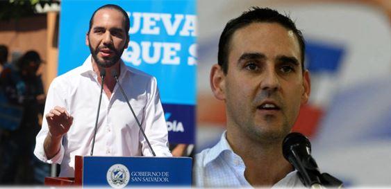 "Ernesto Muyshondt: ""Reto a un debate a Nayib Bukele"""