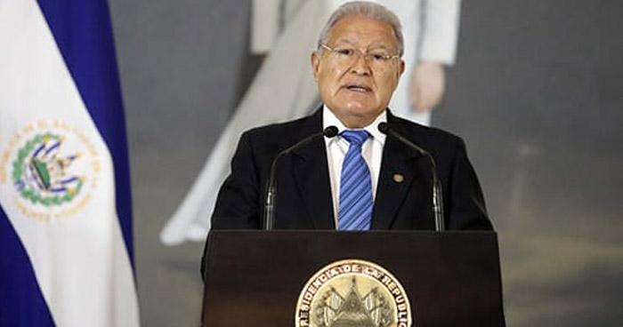 Sánchez Cerén bajo investigación por 5 irregularidades en gastos reservados de CAPRES