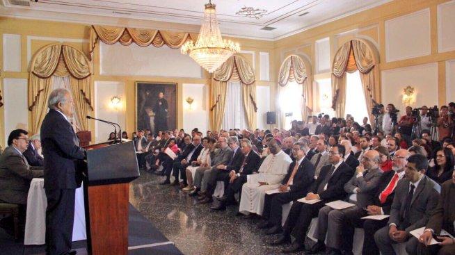 GOES anuncia la creación de una escuela para formar funcionarios públicos