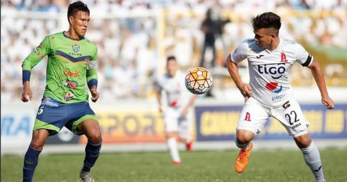 Santa Tecla campeón del fútbol salvadoreño tras derrotar al Alianza 2-1