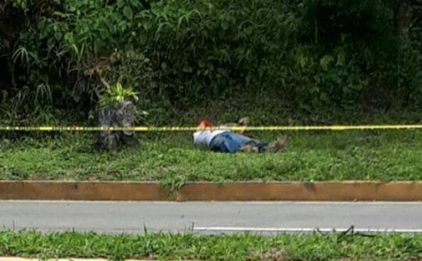 Doble homicidio en bulevar sur en Santa Tecla
