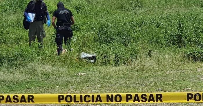 Asesinan a joven en Santa Rosa de Lima, La Unión