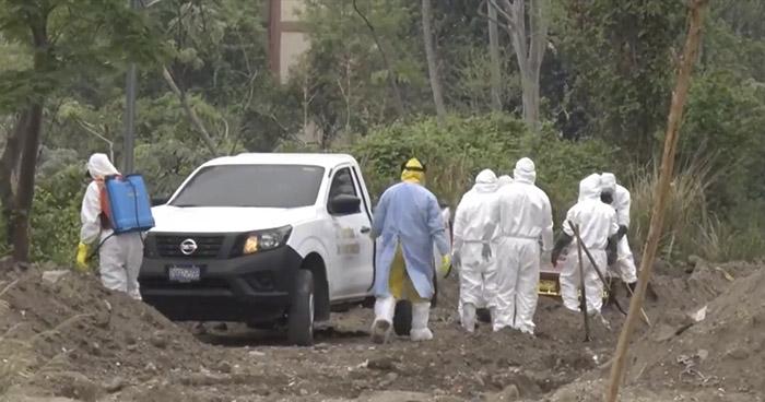 Cinco personas fallecieron este Martes por COVID-19 en El Salvador
