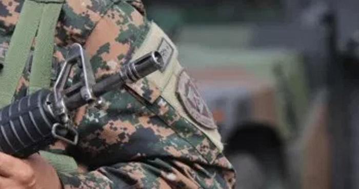 Sargento de la Fuerza Armada condenado por violar a su ex esposa