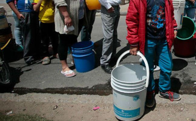 servicio de agua potable ANDA