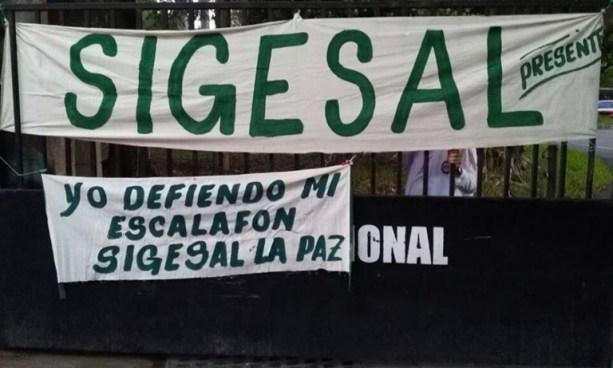 Sindicalistas se pronuncian y amenazan con cerrar hospitales por incumplimiento de la Ley de Escalafón