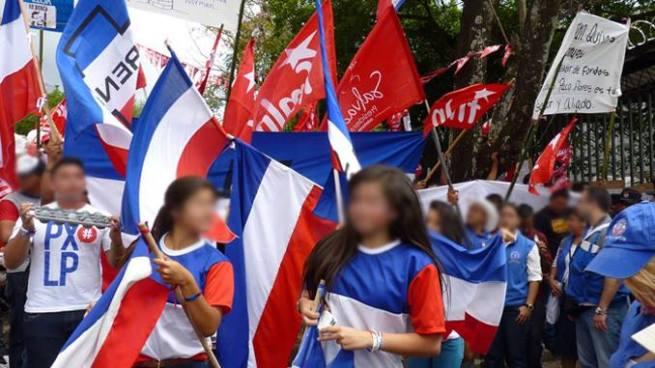 6 de cada 10 salvadoreños no votaría ni por ARENA ni por el FMLN, según encuesta CID Gallup