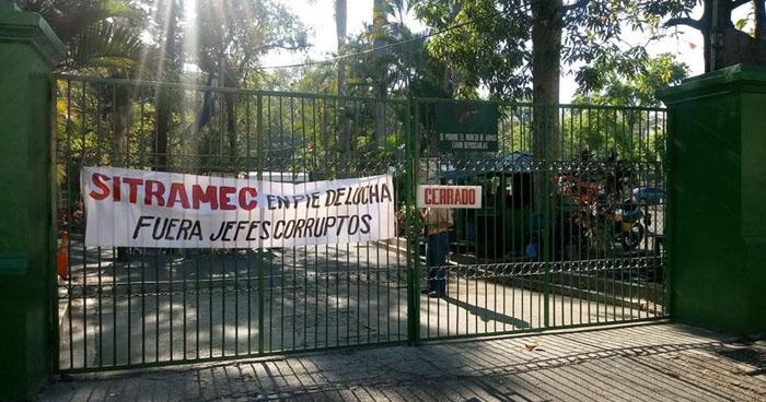 Sindicalistas cierran el Parque Zoológico Nacional hasta nuevo aviso