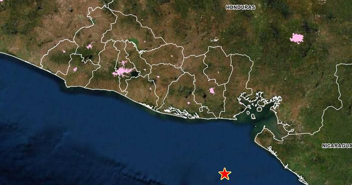 Sismo de 3.7 sacudió esta madrugada el oriente del país