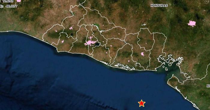 Sismo de 3.8 sacudió esta mañana la zona oriental del país
