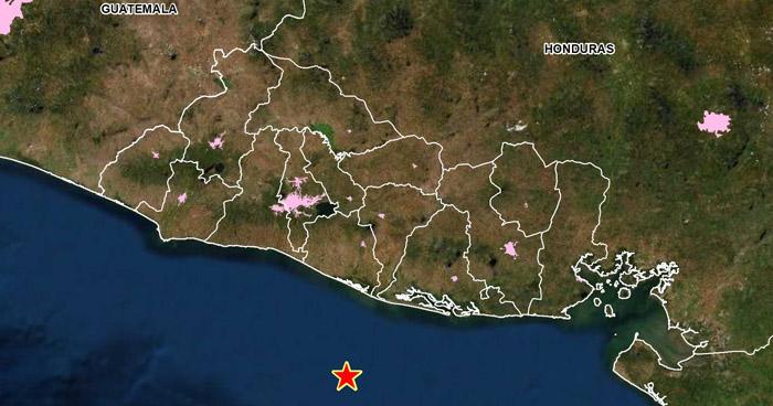 Sismo de 3.9 sacudió esta mañana la costa de La Paz