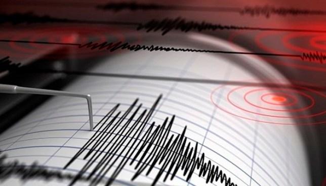 Cuatro sismos se registraron la madrugada de este viernes