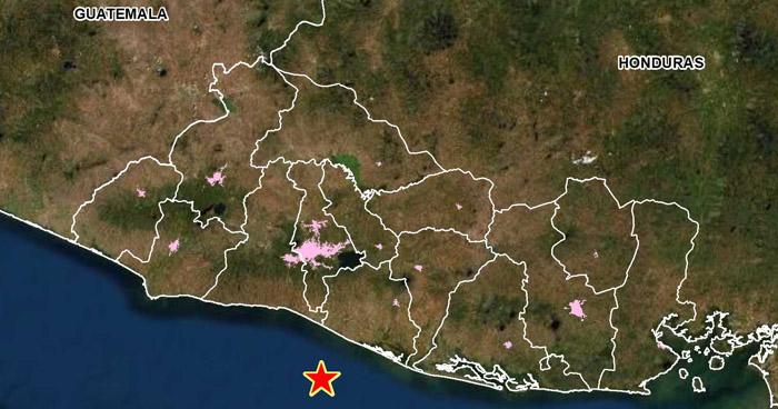 Sismo de 3.8 sacudió esta mañana parte de la costa de La Paz