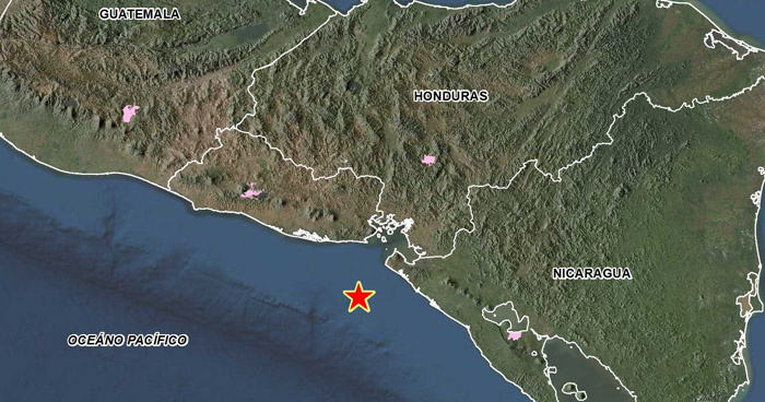 Fuerte sismo sacudió esta mañana el oriente del país