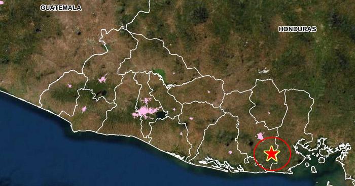 Emiten aviso por sismos registrados al sureste de San Miguel