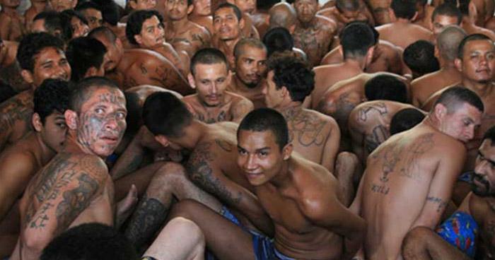 Sobrepoblación en las prisiones del país superan el 200% de su capacidad