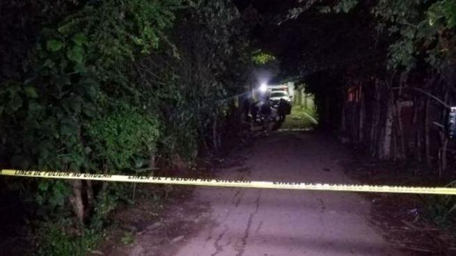 Delincuentes asesinan a un soldado en Jicalapa, La Libertad
