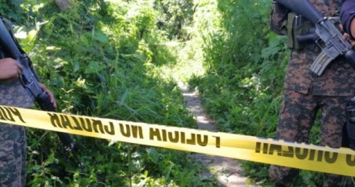 Pandilleros asesinaron a un soldado cuando realizaba labores agrícolas en Morazán