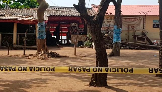Soldado que mató a su novia en Acajutla se suicido frente a la PNC que iba a capturarlo