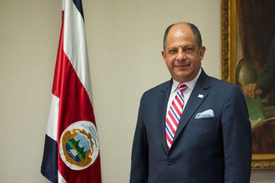 "Costa Rica pide a Centroamérica crear una ""Política regional"""