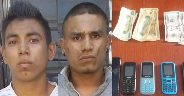 Capturados cerca de un centro penal en Sonsonate