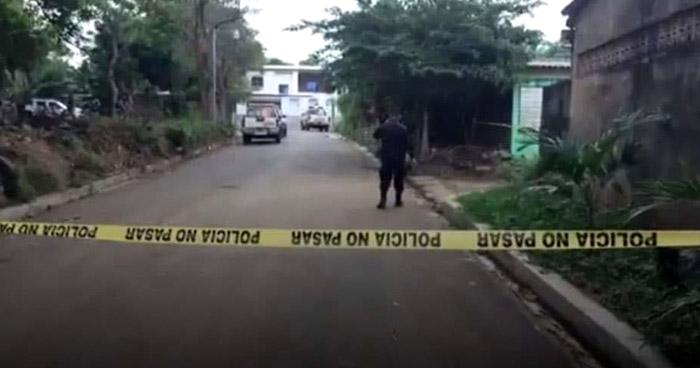 Asesinan a pandillero cuando compraba cervezas en una tienda de Sonsonate