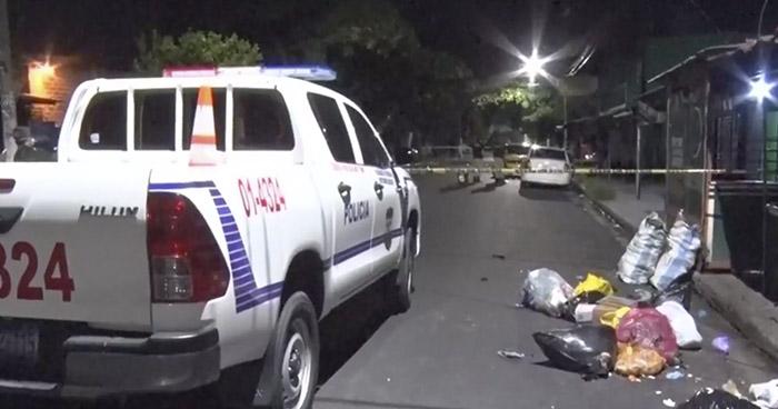 Tiroteo en colonia de Soyapango deja un muerto y un lesionado