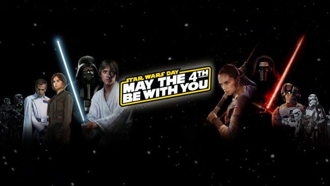 """¿Por qué se celebra este día el famoso """"Star Wars Day""""?"""