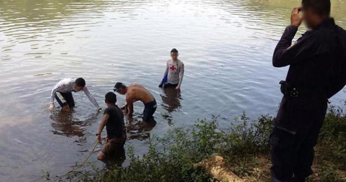 Anciano muere ahogado en el lago Suchitlán, en Cuscatlán
