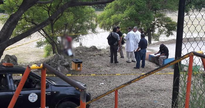 Encuentran a joven ahorcado en la cancha de Sierra Morena, Soyapango