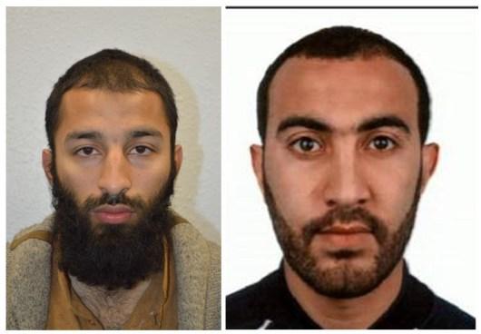 Identifican a dos responsables del atentado en Londres