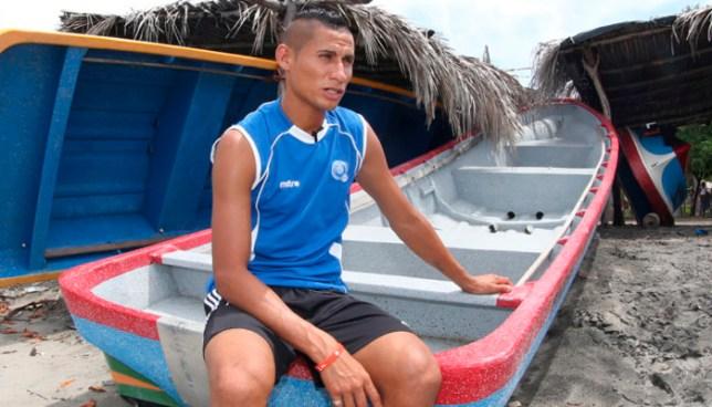 """""""Yo dejé la selección y mejor me vine a pescar porque no pagan"""" Tín Ruiz"""