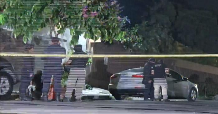 Capturan a dos involucrados en tiroteo registrado en calle Circunvalación