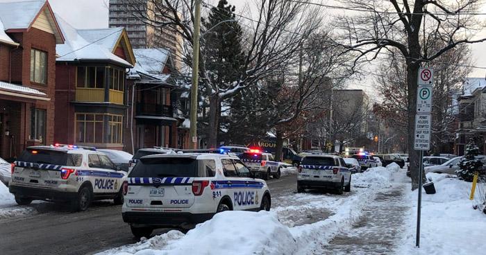 Tiroteo en la capital de Canadá deja un muerto y varios heridos