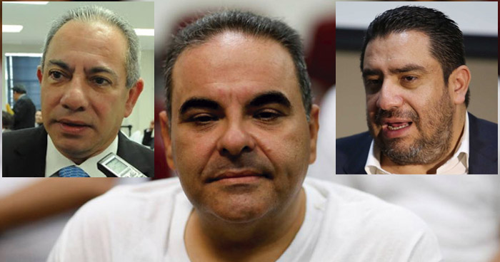 Tony Saca confiesa que Jorge Hernández lo ayudó a mover el dinero público