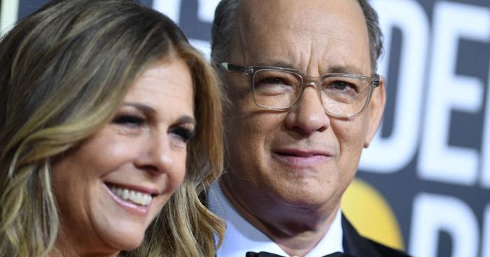 Tom Hanks y su esposa han dado positivo al Coronavirus
