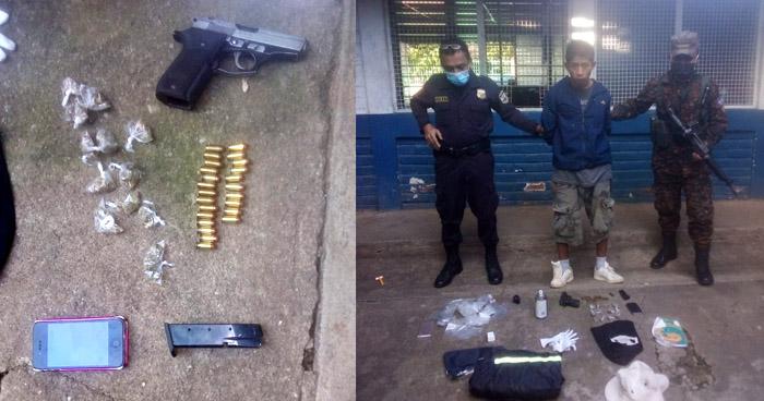 Capturan a distribuidores de droga que operaban en diferentes puntos del país