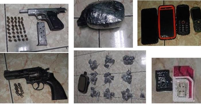 Capturan a pandillero que distribuía droga en Chinameca, San Miguel