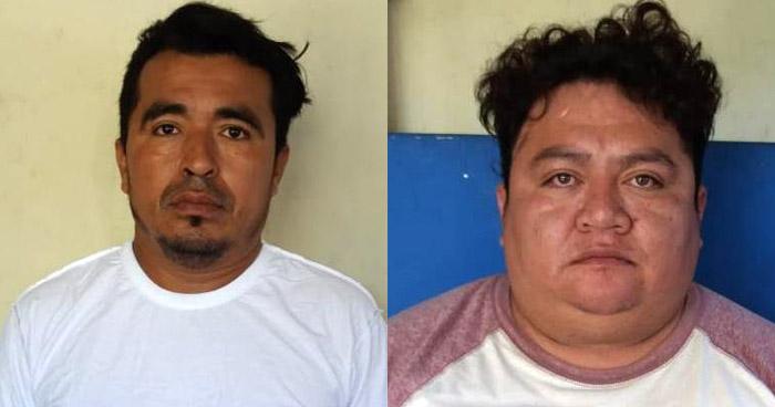Capturan a traficantes de personas en Morazán