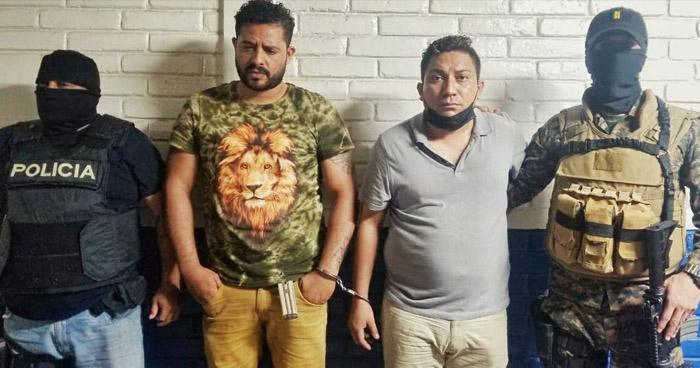 Capturados cuando transportaban $25 mil en drogas en Ahuachapán