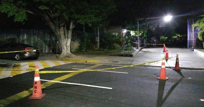 Pandilleros ametrallan división de Transito de la PNC cerca de la UES en San Salvador