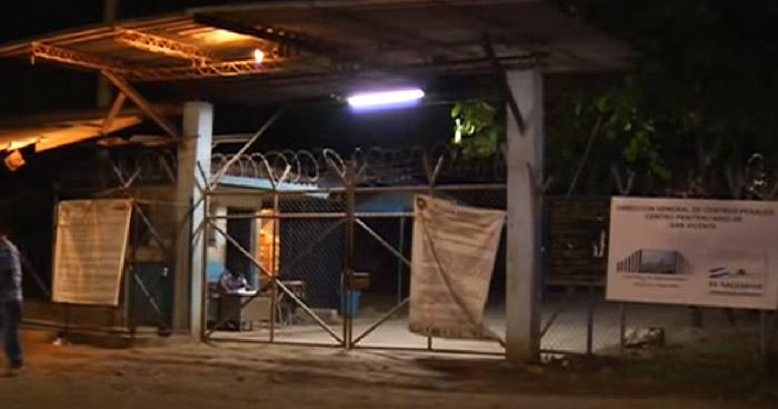 Un muerto y 7 lesionados por trifulca al interior del centro penal de San Vicente