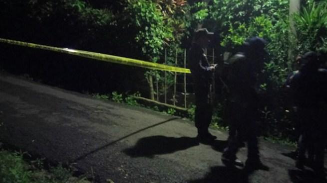 Acribillan a balazos a tres supuestos pandilleros en Nuevo Cuscatlán