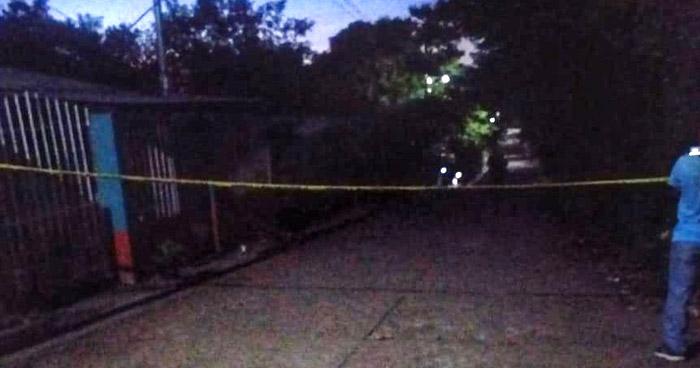 Asesinan a tres pandilleros en Sonsonate