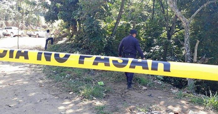 Tres hombres fueron asesinados y decapitados en Atiquizaya, Ahuachapán
