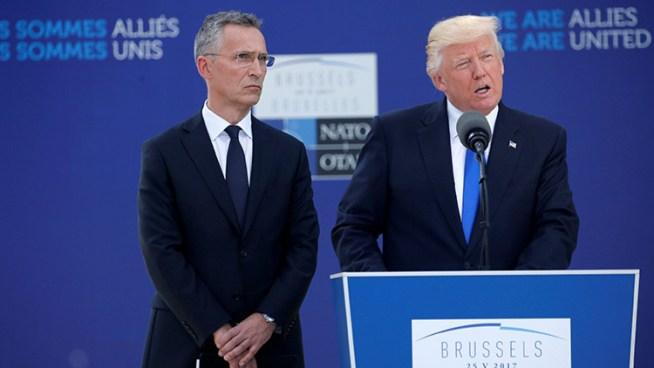 """Trump: """"El terrorismo debe ser detenido o el horror que se vivió en Mánchester continuará para siempre"""""""