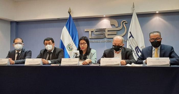 TSE pide a personas que conforman las JED actuar de forma imparcial