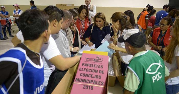 Consulta si deberás integrar una JRV en elecciones 2021